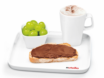 Kahla Nutella-Set